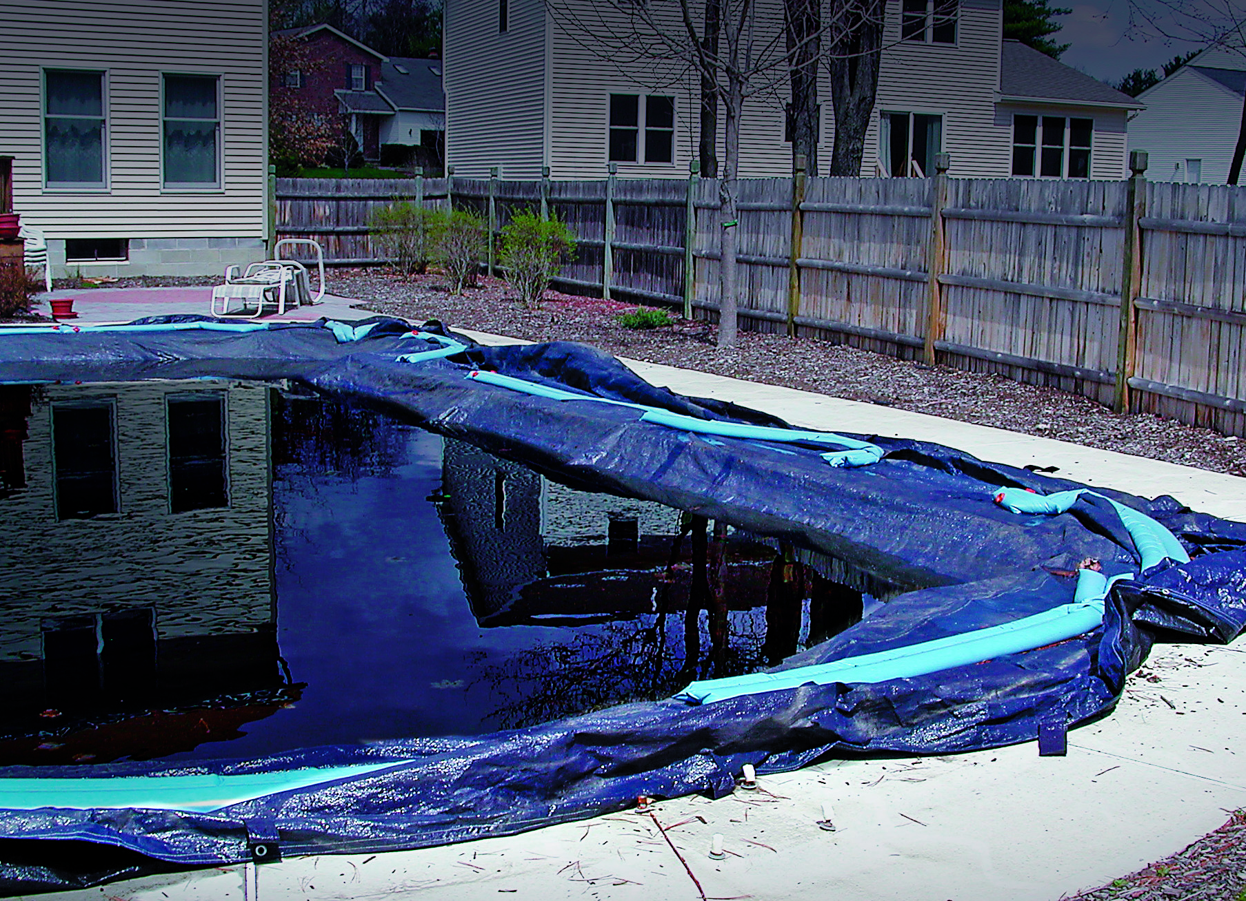 Coweta Pool And Fireplace Part - 27: From ...